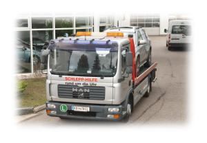 Abschlepp Service